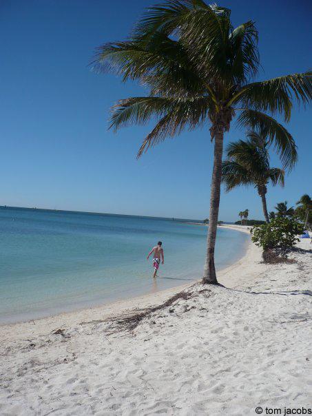 Travel Photography Sombrero Beach Florida Keys