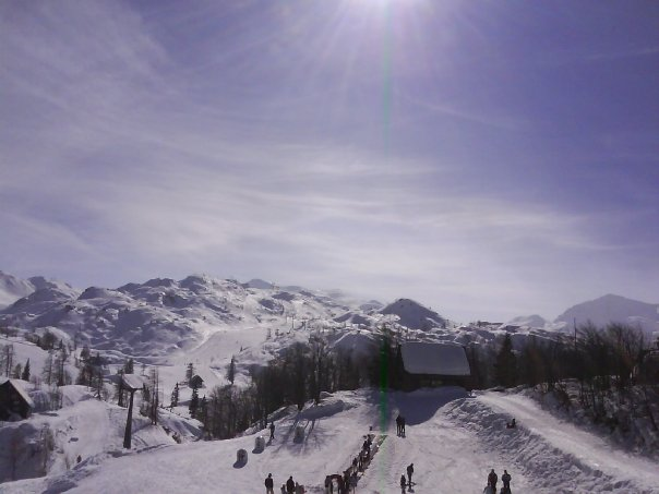 vogel ski area