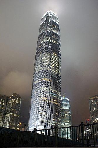 Two IFC Hong Kong
