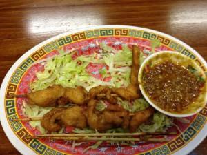 chicken satay thai dishes
