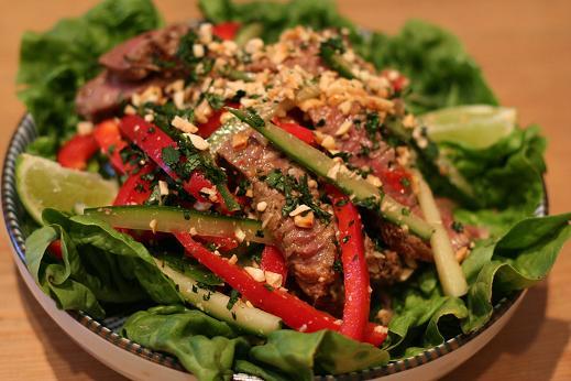 Thai Salad – Yam
