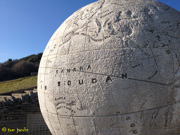 great globe swanage