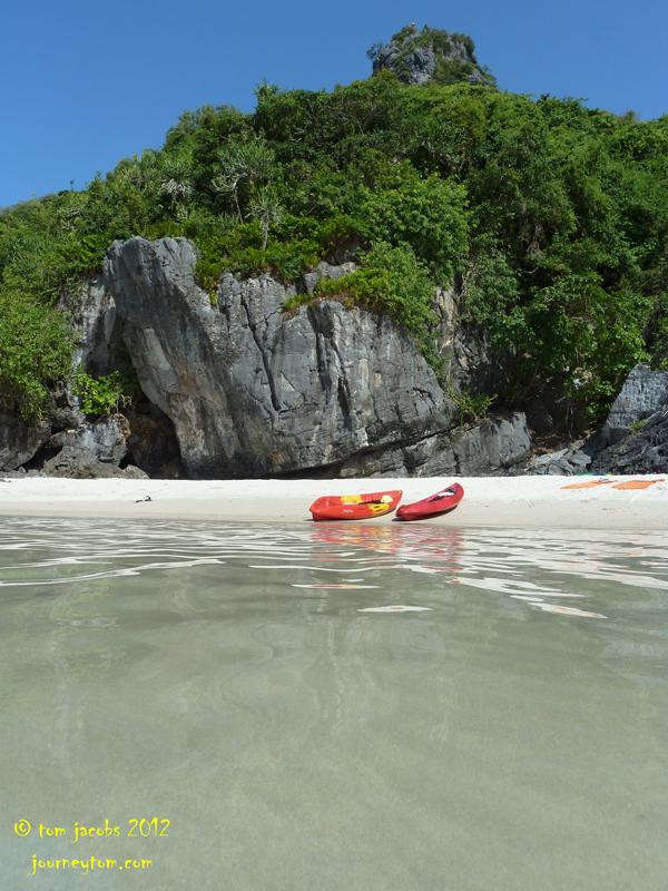 angthong marine park beach travel photography