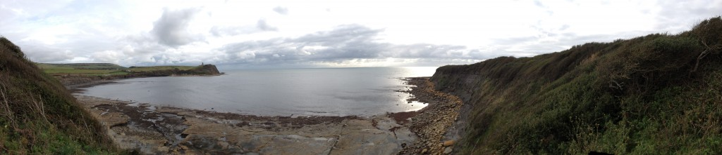Kimmeridge Bay Panoramic