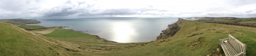 Jurassic Coast Panoramic
