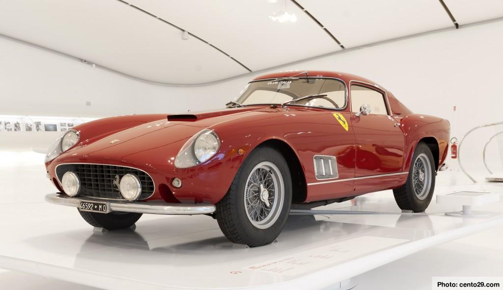"""Ferrari 250 GT """"TDF"""", 1956"""