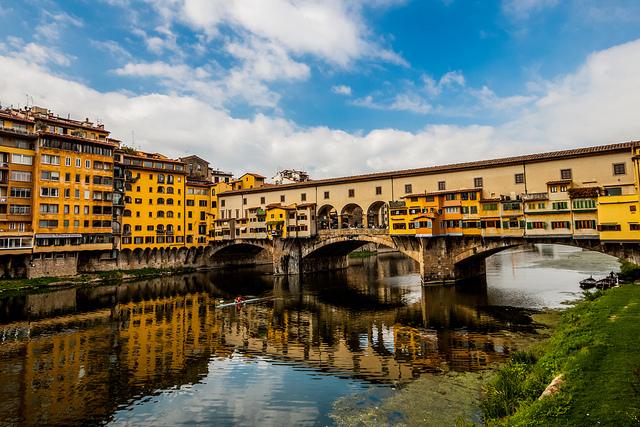 Ponte Vecchio Italy