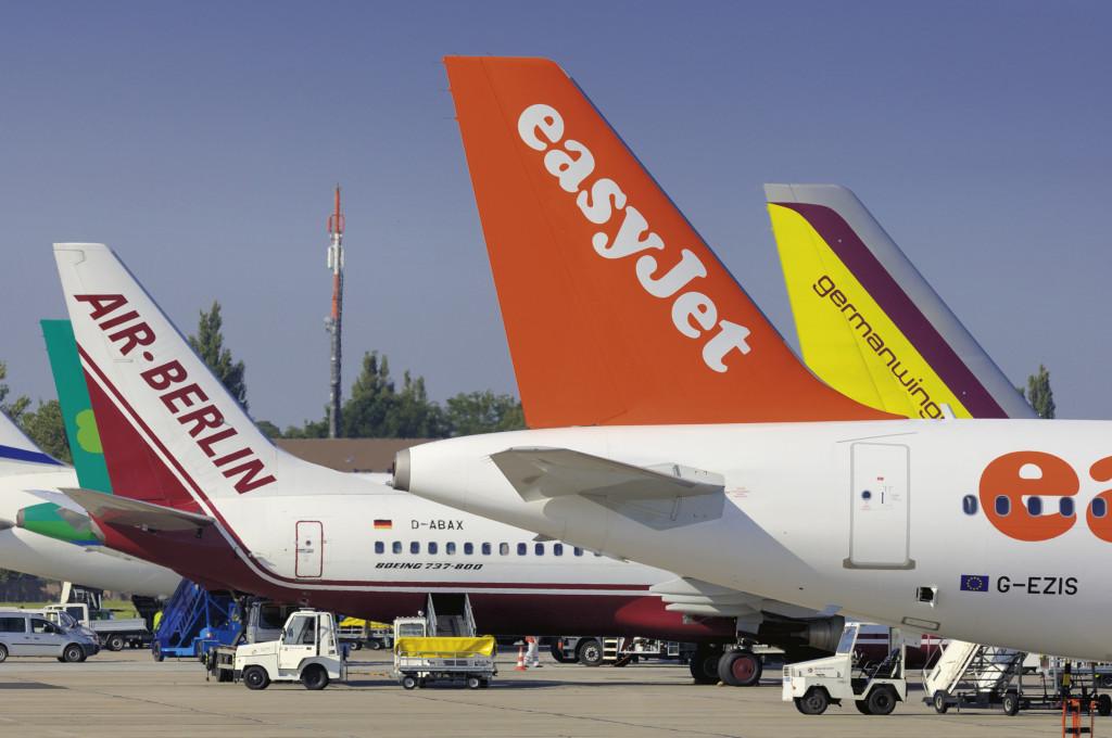 Flughafen Schšnefeld: Low-Cost-Carrier