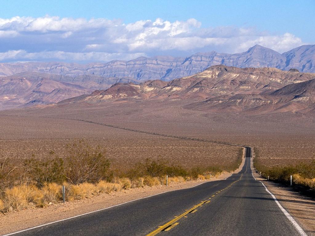death valley american road trip