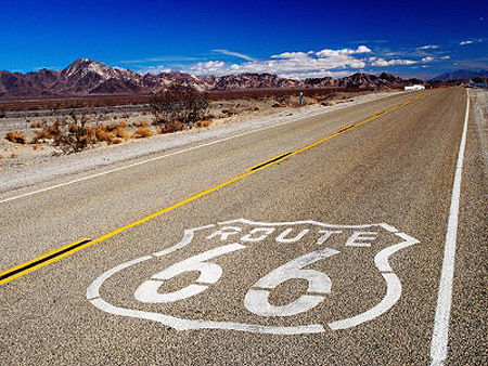 route 66 american road trip