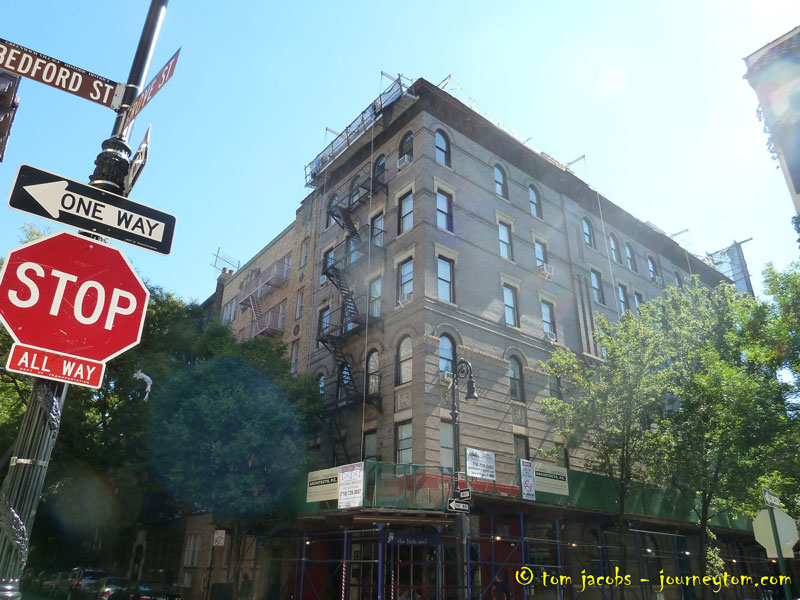 Friends apartment block new york attractions for Attractions in new york new york