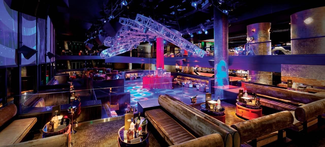 The 5 Best Nightclubs In Vegas Journeytom Com