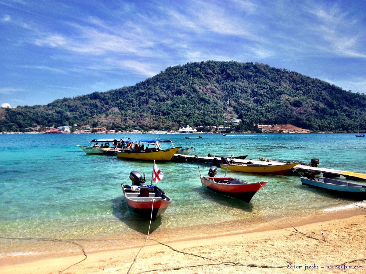 Perhentian Island Malaysia  city photos : Perhentian Islands : Malaysia's Tropical Islands | journeytom.com