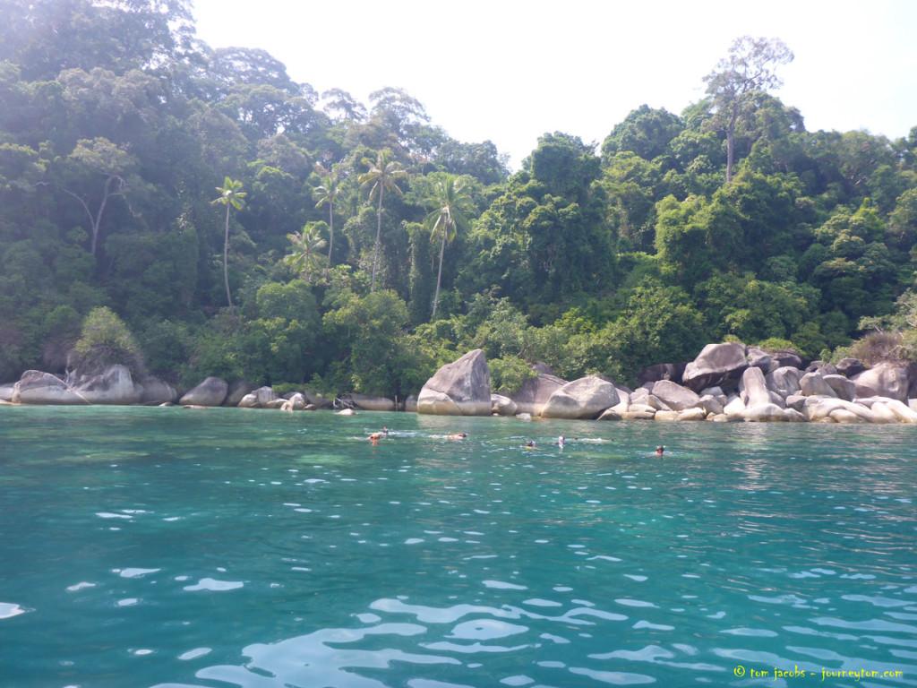 Snorkelling-Perhentian