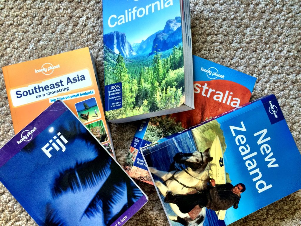 lonely planet round the world trip